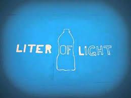 How To Make A Solar Light - liter of light how to make a solar light bulb youtube
