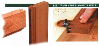 Wood Joints Router by Basics Of Frame And Panel Construction Startwoodworking Com