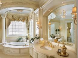 Luxurious Bathrooms With Stunning Design Traditional Elegant Master Bathroom Peter Salerno Hgtv