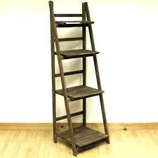 Corner Ladder Bookcase Ladder Bookshelf Plans Thespokesman Me