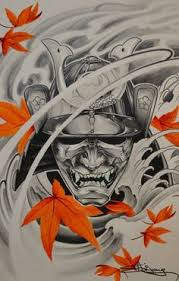 hannya mask samurai tattoo mascara samurai tattoo significado pesquisa google tatto