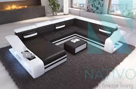 mobilier de canape exceptionnel canape cuir design italien 5 canap233 mirage ac