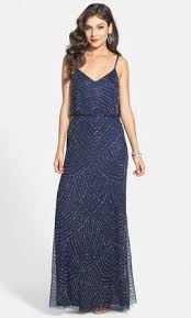 adrianna papell art deco beaded gown style 09186670 size 14