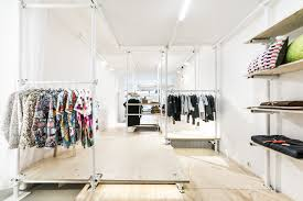 Shop In Shop Interior by Design And Fashion Concept Store In Berlin By Kontent Transforms