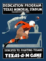 1924 stadium dedication historicfootballposters