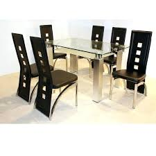 round table with chairs for sale glass dining table set for 6 sumr info