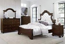 solid cherry bedroom set ebay