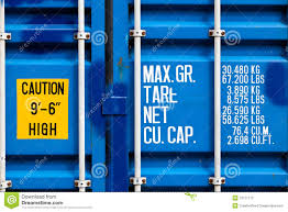 metal shipping container stock photo image of metal 13771112