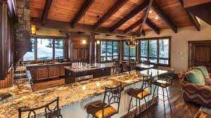 Rustic Kitchen Hoods - rustic kitchen with kitchen island u0026 custom hood zillow digs