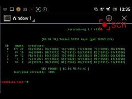 working aircrack ng reaver on android using wireless usb adapter - Aircrack Android