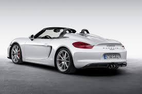 Porsche Boxster 4 Seater - first drive 2011 porsche boxster spyder automobile magazine