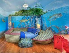 Ocean Themed Kids Room by The Boy U0027s Room U2013 Then Now And Future Plans Sea Bedrooms