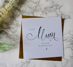 To My Groom On Our Wedding Day Card To My Groom Wedding Card By Sweet Pea Sunday Notonthehighstreet Com