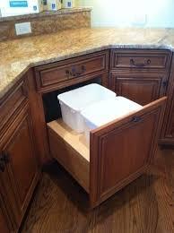 corner kitchen cupboards ideas kitchen easy reach corners zero watsed space corner cabinets for
