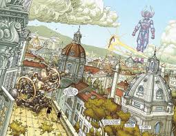 Marvel Universe Map Everything Is Weird And Awesome In The Newly Remixed Marvel