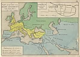 Maps Of The Middle East by Reisenett Historical Maps Of The Middle East