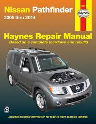 nissan pathfinder dimensions 2014 nissan pathfinder 2005 2014 haynes repair manual usa haynes