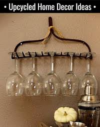 upcycled home decor ideas upcycling projects and ideas diy upcycled decor and more wine