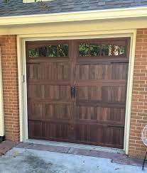 residential garage doors tallahassee custom garage doors