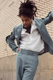 luka sabbat in flaunt magazine high fashion living