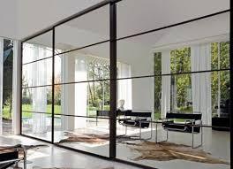 Metal Glass Door by Fine Modern Exterior Sliding Doors Door And Storm O Throughout