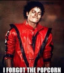 Michael Jackson Popcorn Meme - he s dead michael jackson popcorn comments pinterest memes