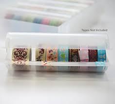 ribbon dispenser best craft organizer medium washi and ribbon dispenser 4 pack