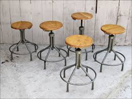 counter stools for kitchen island dining room fabulous aluminum counter height stools low back