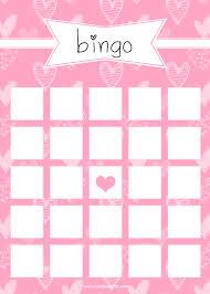blank card template blank bingo application form word template