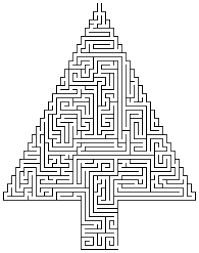 tree maze 8