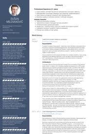 solutions architect resume samples visualcv resume samples