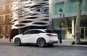 lexus lit the all new 2016 lexus rx makes global debut at the new york