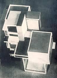 artist house model of artist u0027s house 1923 theo van doesburg wikiart org
