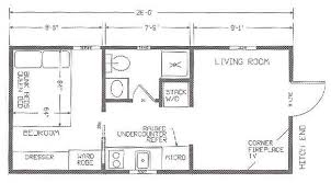 cabin layouts park cabin floor plans homes zone