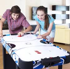 air powered hockey table md sports 48 inch air powered hockey table just 33 89 was 89 00