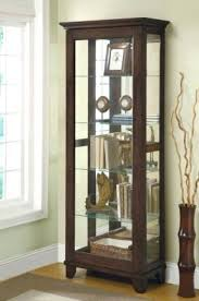 small curio cabinet with glass doors small curio cabinet small curio cabinet interesting small corner
