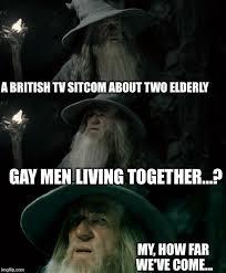Sitcom Meme - confused gandalf meme imgflip