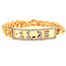 name link bracelet images Custom mens diamond bracelets johnny dang and co jpg