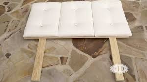 How To Make A Wooden Bedside Table by How To Make A Headboard Youtube