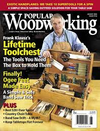 august 2006 156 popular woodworking magazine
