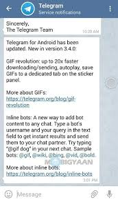 how do you send a telegram how to send gif images on telegram guide