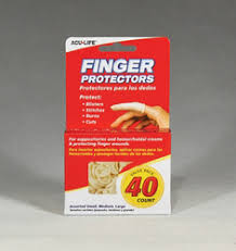Comfort Medical Supplies Finger Cots Sleeves Comfort Medical Supplies