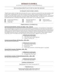 Real Estate Sales Associate Resume Dorries Resume Dorrie Hammill Mlsli Com Long Island Real Estate