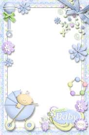 baby frame clipart 44