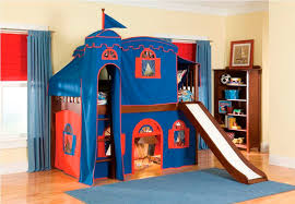 Cool Boy Bunk Beds Bunk Bed With Slide And Stairs Ideas Bunk Bed With
