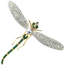 russian dragonfly pin the met store
