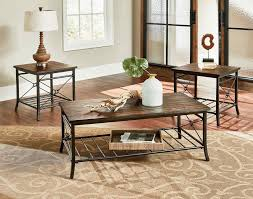Living Room Table Set Pc Ainsley Coffee Table Set Dining Room Tables For 4
