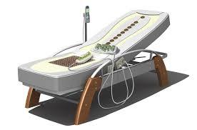jade massage bed health and fitness massage equipment