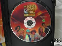 high school high dvd high school musical the concert access pass dvd 2007