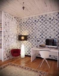 moroccan stencil wall interior designs architectures and ideas